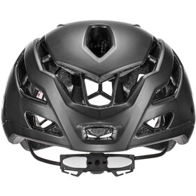 UVEX Race 9 Kask rowerowy, all black mat